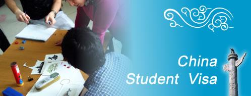 China Student Visa, Chinese Student Visa, China Study Visa ... on